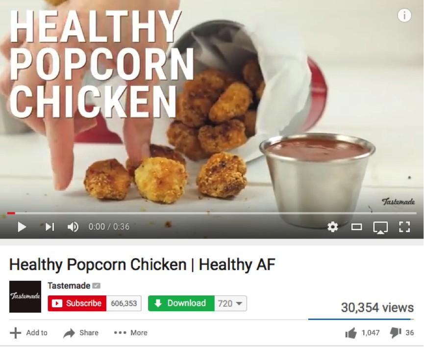 healthypopcornchicken